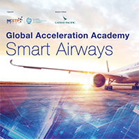 Awards_Winner of Global Acceleration Academy Smart Airways Accelerator 2020